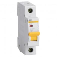 Автоматический выключатель 1П С 6А 4.5кА ВА47-29 IEK
