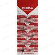 Батарейка AG 11 Smartbuy