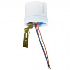 Датчик фотореле 10А (2200Вт) IP44