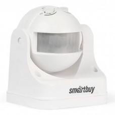 Датчик движения инфракрасный настенный 1200Вт до 12м IP44 Smartbuy