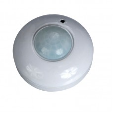 Датчик движения инфракрасный потолочный 1200Вт до 6м IP33 Smartbuy