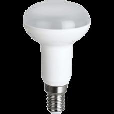 Светодиодная лампа Е14 гриб R50 5Вт 2800К (композит) Ecola