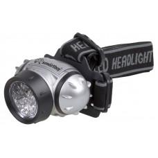 Фонарь налобный светодиодный 21 LED SmartBuy черный