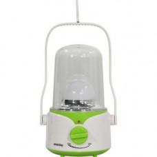 Фонарь кемпинговый аккумуляторный  Smartbuy SBF-42-WG белый/зеленый