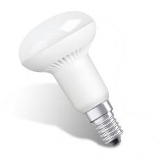 Светодиодная лампа Е14 гриб R39 4Вт  2800К (композит) Ecola