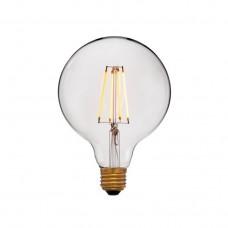 Светодиодная ретро лампа LED G125 2C4+1800К 4Вт 400Lm E27 240V