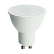 Лампа GU10 4Вт 2800К (композит) матовое стекло Ecola