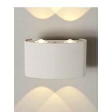 Светильник настенный B020 4W Белый