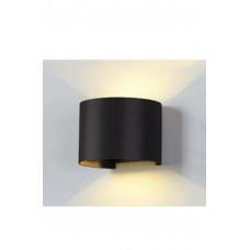 Светильник настенный B018 6W Черный