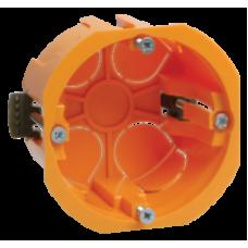 Коробка установочная СП d65x46 IP20 IEK для полых стен UKG10-065-040-000-P