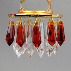 Декоративный потолочный светильник Elvan 40234 (DM 002-3G) золото