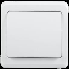 Выключатель 1-кл. СП Вега 10A IP 20 BC10-1-0-ВБ белый IEK EVV10-K01-10-DM