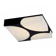 Люстра потолочная ST-LUCE черная LED 1x40W  SL863.402.01 (A88181-5050B)