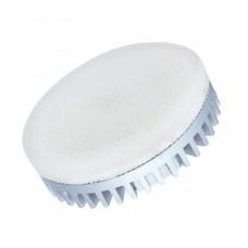 Светодиодная лампа GX53 8Вт 3000К (композит) матовое стекло Smartbuy