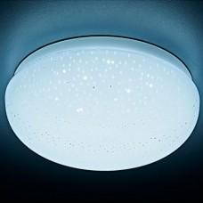 Точечный светильник  Ambrella F470 белая перфорация 6Вт 4200K