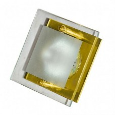 Встроенный декоративный светильник Elvan 16013 SG золото