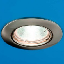 Встраиваемый потолочный светильник Gamma 51 1 06 MR16 поворотный литой никель
