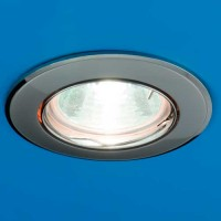 Встраиваемый потолочный светильник Nika 51 1 23 (хром/матовый хром/хром)