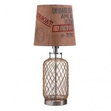 Светильник настольный+плафон CAPE HORN+CARGO E27 1x60W