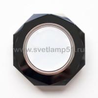 Точечный светильник GX002 (черный)