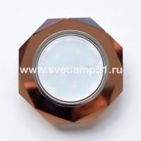 Точечный светильник GX002 (коричневый)