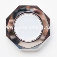 Точечный светильник GX002 (серебро)