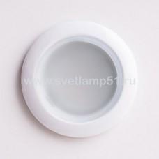 Светильник влагозащищенный ЛБТ  WR1-1 белый